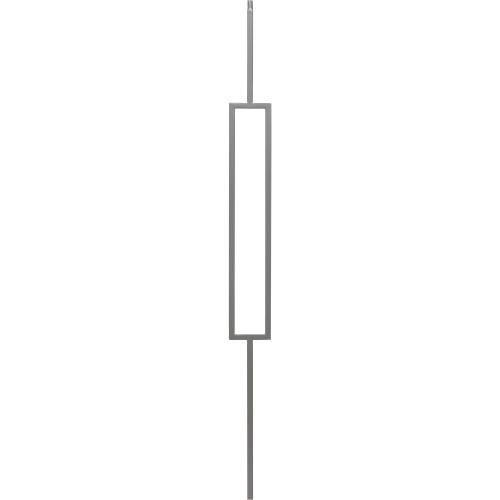 "1/2"" Designer Square - Iron Baluster"