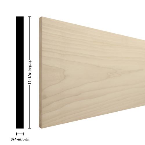 """P1X12 Poplar Board - 3/4"""" x 11-1/4"""""""