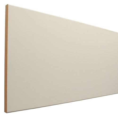 """E112 Primed MDF E2E Board 11/16"""" x 11-1/4"""""""