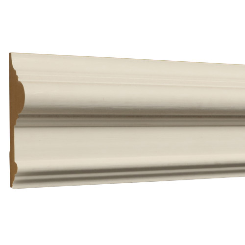 "L301 Primed MDF Chair Rail 1"" x 3-1/4"""