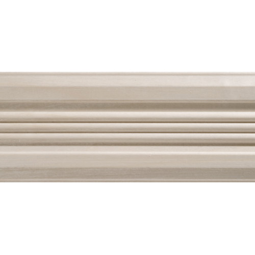 "18 White Hardwood Decorative Trim 3/4"" x 3"""