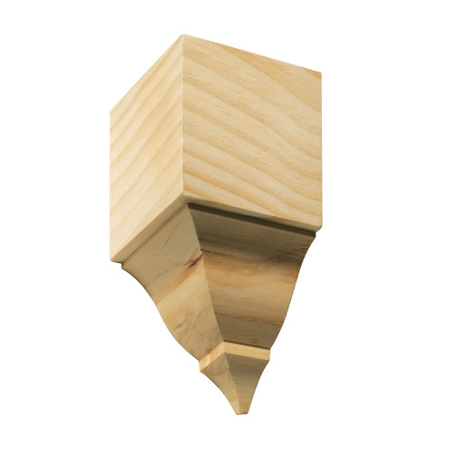 "1888 Pine Moulding Block 5-5/8"" x 2-5/8"""