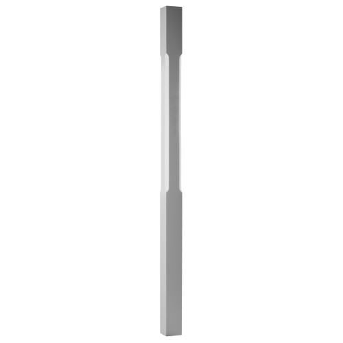 """D8268 Turncraft Poly FRP Porch Post 6"""" x 6"""""""