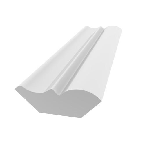 """2598 PVC Bed Moulding 9/16"""" x 1-5/8"""""""