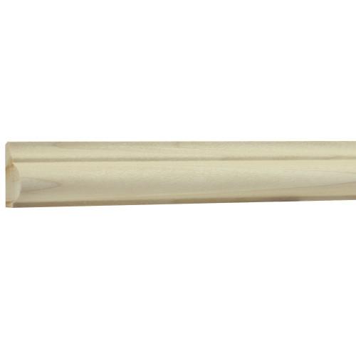 """260 Poplar Shelf Edge - 11/16"""" x 1-1/4"""""""