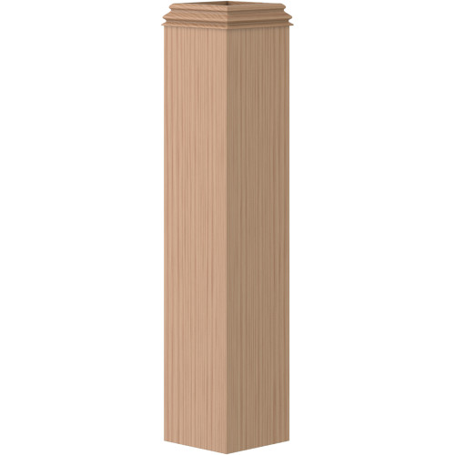 "4175 - 4-1/2"" Box Newel Sleeve"