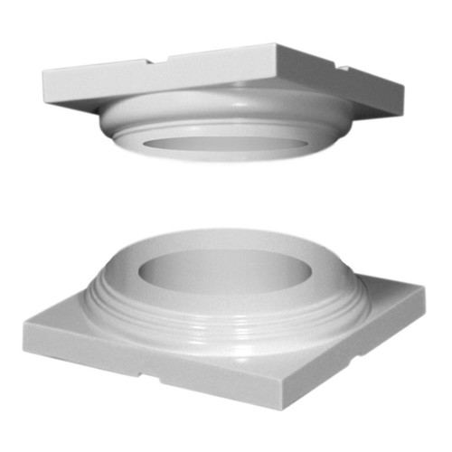 "71465 - Tuscan FRP 12"" Cap & Base Set"