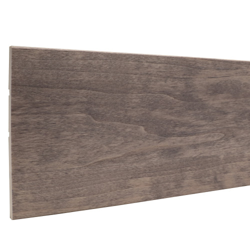 """7/16"""" x 5-1/2"""" Prestained Gray Trim Board"""