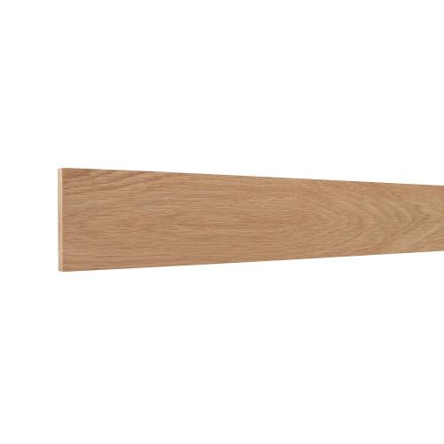 """White Oak S4S Board - 7/16"""" x 3-1/2"""""""