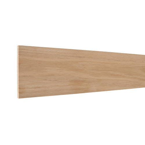 """White Oak S4S Board - 7/16"""" x 5-1/2"""""""