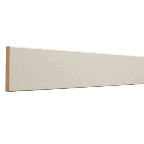 "7E14 Primed MDF E2E Board (17mm)11/16"" x 9-1/4"" x 16'"