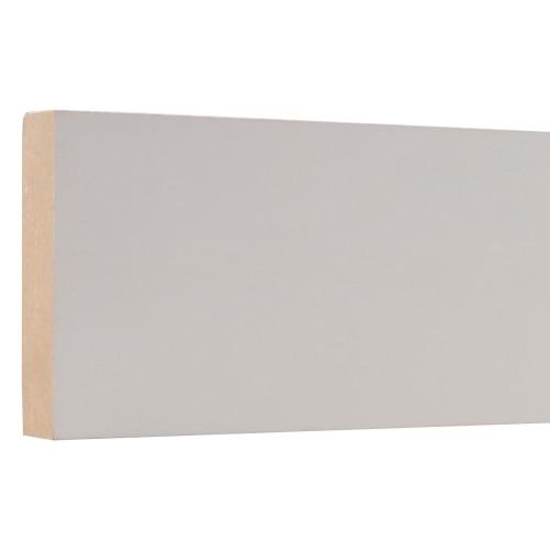 "L13 Primed MDF Board - 11/16"" x 2-1/2"""