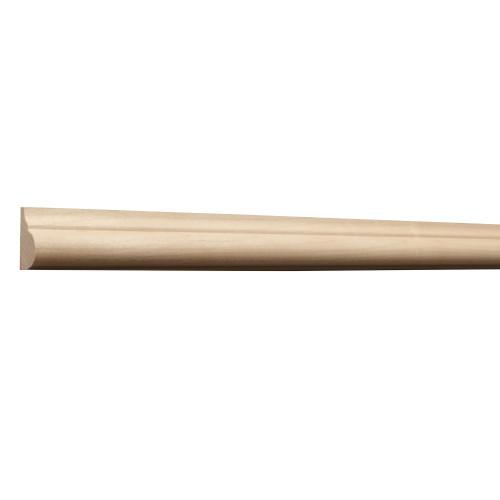 "260 Maple Shelf Edge - 11/16""x 1-1/4"""