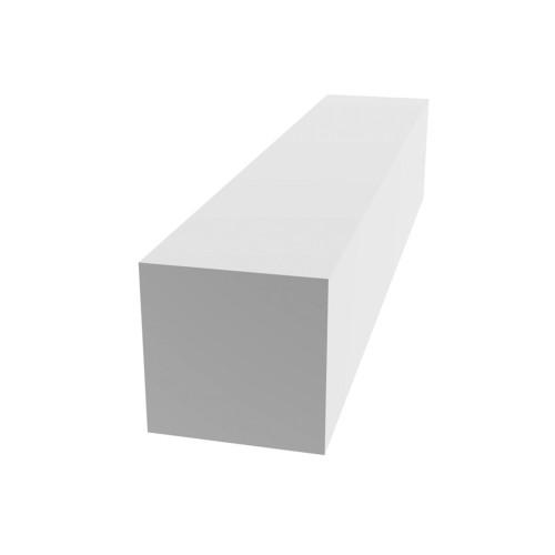"""2542 PVC Board - 1-1/2"""" x 1-1/2"""""""