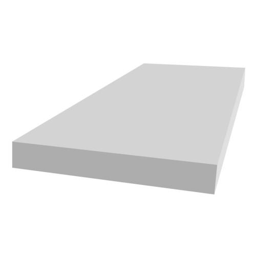 "7838 PVC Embossed Trim Board - 3/4"" x 11-1/4"""