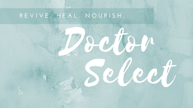 DOCTOR SELECT SKINCARE LINE