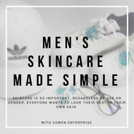 Men's Skincare Made Simple