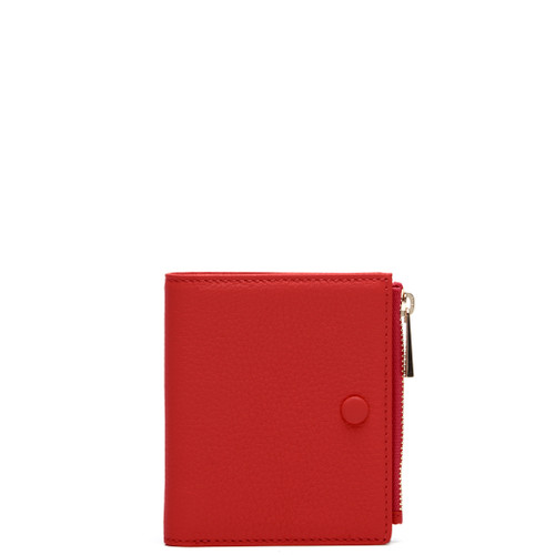 Everywhere Mini Wallet - Classic Red