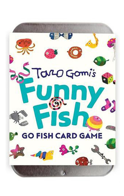 Taro Gomi's Funny Fish