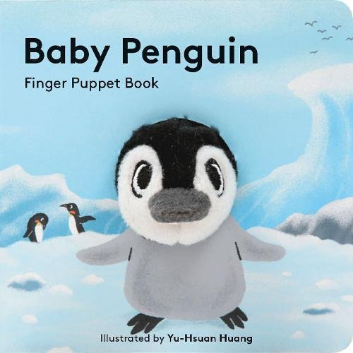 Baby Penguin Finger Puppet Book