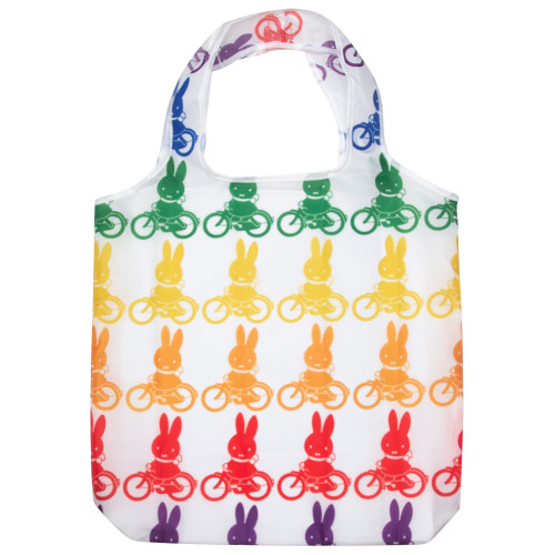 Miffy Rainbow with Bike