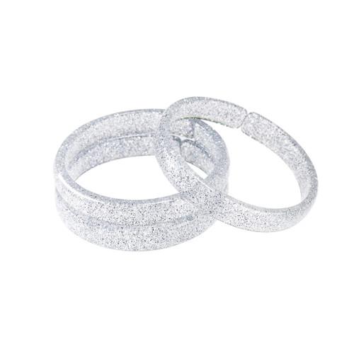Glitter Silver