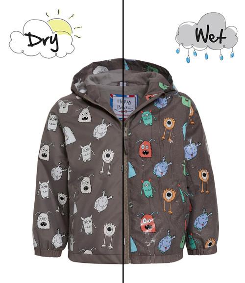 Monster Color Changing Raincoat