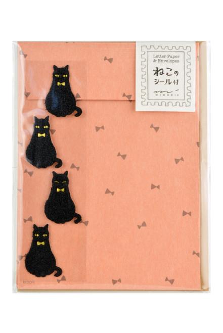 Cat Letter Set