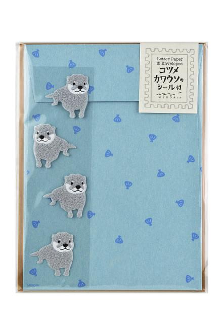 Otter Letter Set