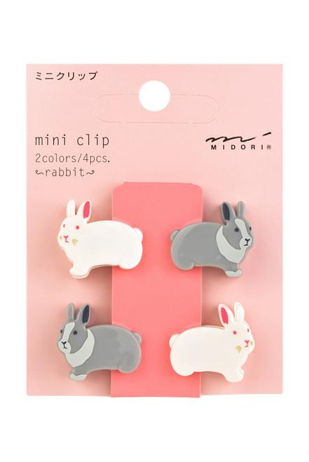 Mini Rabbit Clips