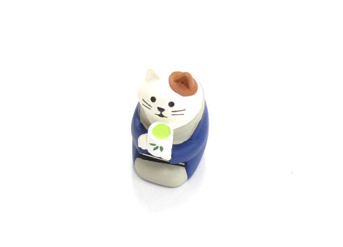 Green Tea Maneko Cat