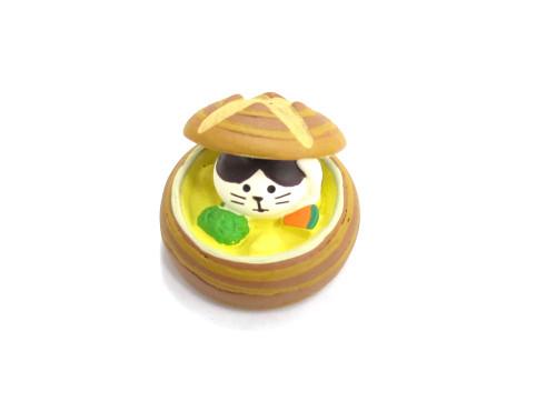 Bread Bowl Maneko Cat