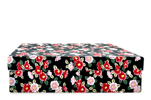 Chiyogami Floral Boxes