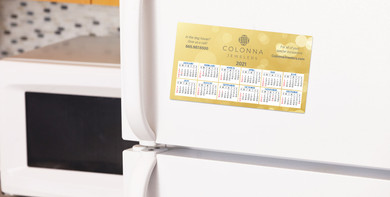 Calendar Magnets Are the Promo Item That Lasts Year Round
