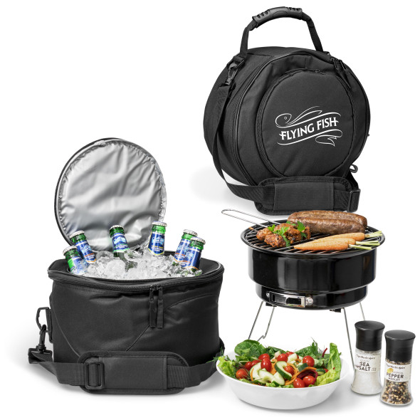 Outback BBQ & Cooler