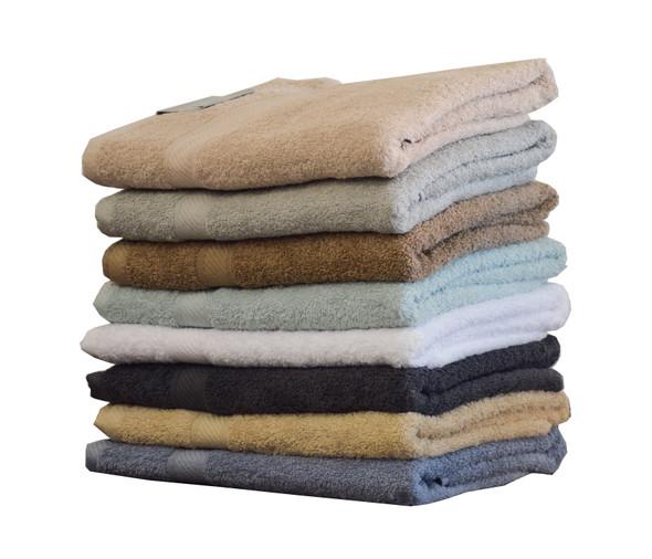 Simon Baker Zero Twist 650gsm Towels Collection
