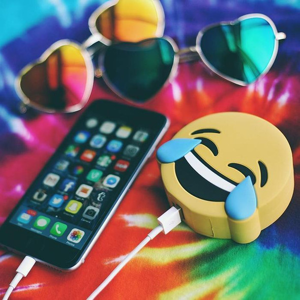 Emoji Mobile Power Bank 8800mAh