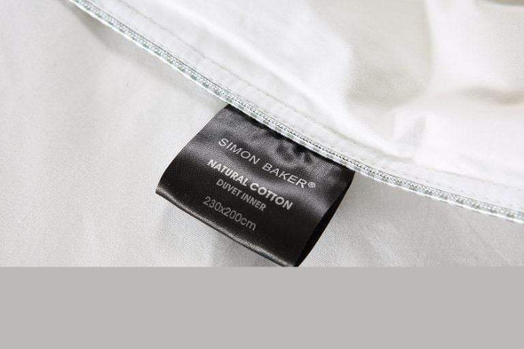 Natural Cotton Duvet Inners