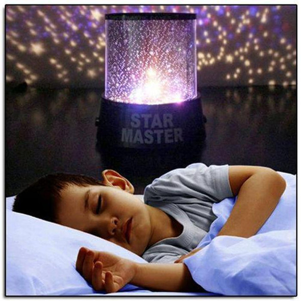 Star Master LED Interchanging Colors