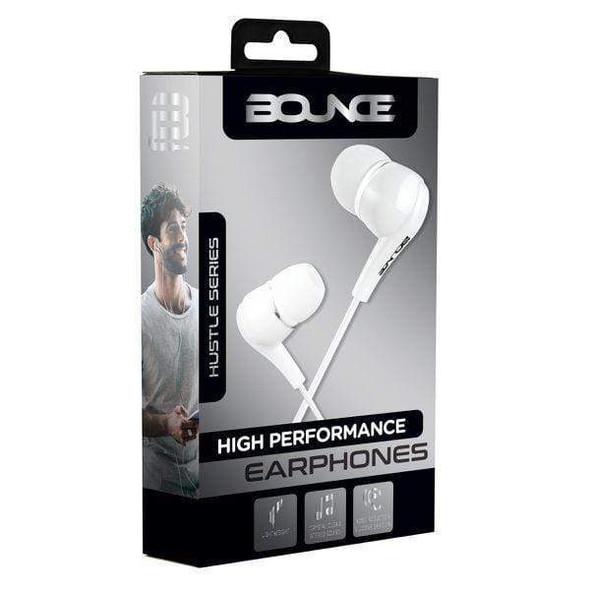 Bounce Hustle Earphones