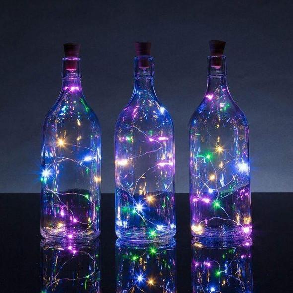 Pack Of 5 Bottle Stopper Mini String Lights