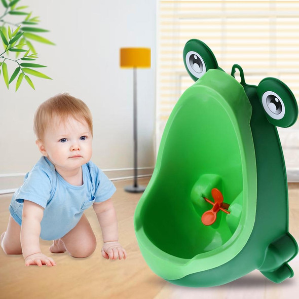 Boys Froggie Urinal