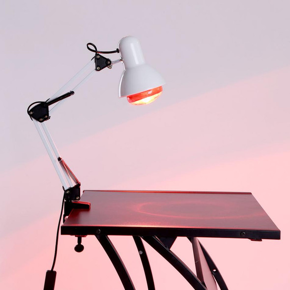 Infrared Therapeutic Heating Table Lamp