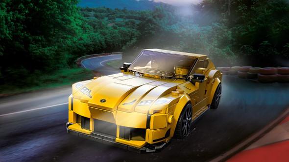 LEGO® 76901 - Speed Champions Toyota GR Supra