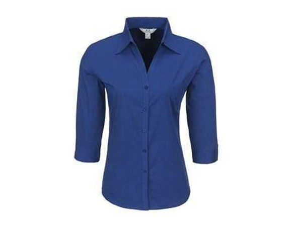 ladies-3-4-sleeve-metro-shirt-royal-blue-only-snatcher-online-shopping-south-africa-19366530089119.jpg