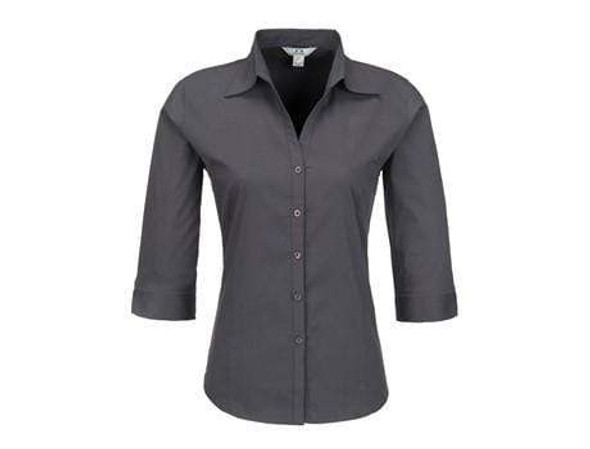 ladies-3-4-sleeve-metro-shirt-grey-only-snatcher-online-shopping-south-africa-19366830571679.jpg