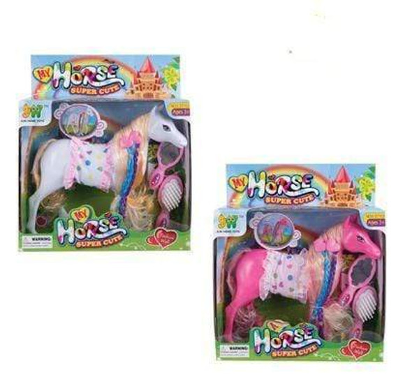 colourful-pony-with-grooming-cleaning-accessories-snatcher-online-shopping-south-africa-29733273338015