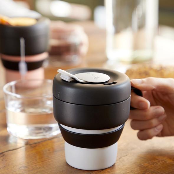 Reusable Collapsible Mug
