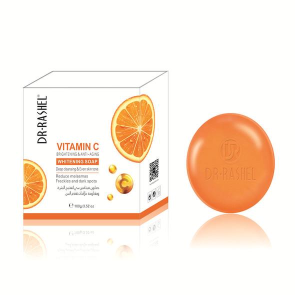 DR Rashel Vitamin C Anti-Ageing Brightening Soap