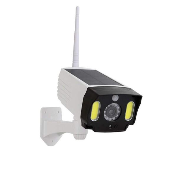 LED Solar Light Dummy Camera